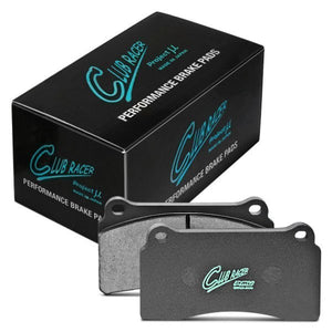 Project Mu Club Racer Advance Brake Pads Front - FRS/BRZ/86