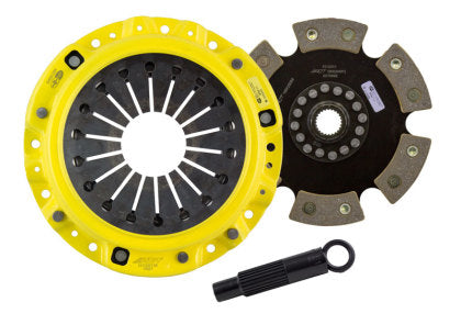 ACT HD/Race Rigid 6 Pad clutch Kit - S2000 - Kaiju Motorsports