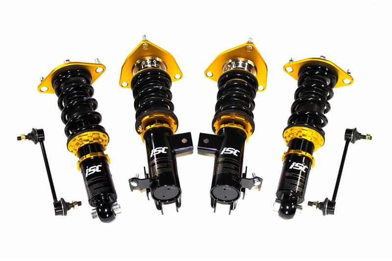 ISC Suspension Coilovers N1 Track/Race - S2000 - Kaiju Motorsports