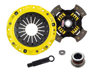 ACT HD/Race Sprung 4 Pad Clutch - S2000 - Kaiju Motorsports