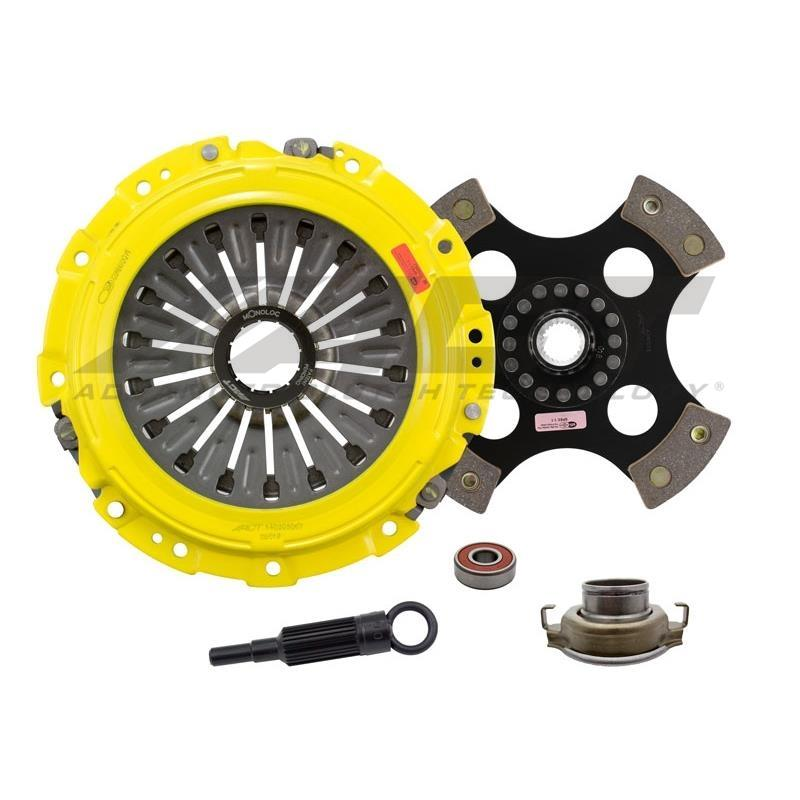 ACT Heavy Duty 4-Puck Solid Clutch Kit - Subaru STI VA - Kaiju Motorsports
