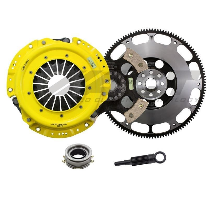 ACT XT/Race Rigid 4 Pad Clutch Kit - FRS/BRZ/86 - Kaiju Motorsports