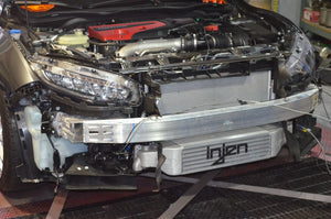 Injen Bar and Plate Front Mount Intercooler - Honda Civic Type-R FK8