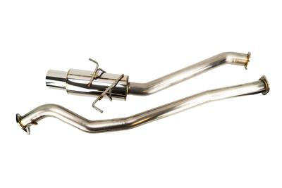 Greddy Revolution RS Cat-Back Exhaust - FRS/BRZ/86