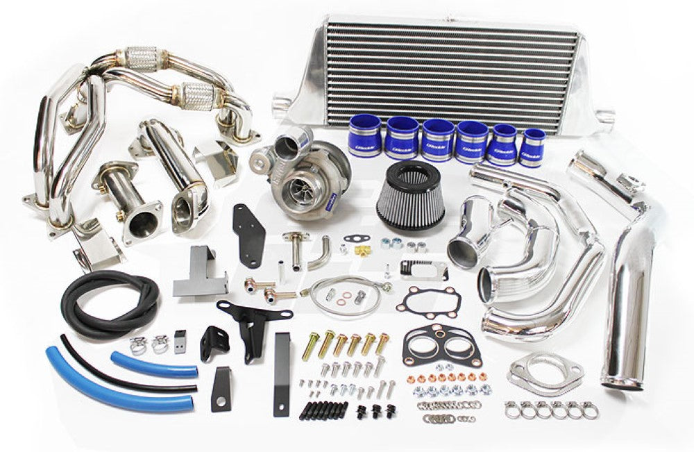 Greddy GPP Turner GTX 2871R Turbo Kit - FRS/BRZ/86
