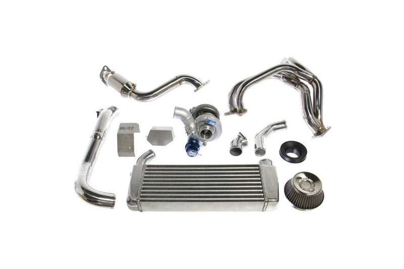 Blitz Turbo Kit - FRS/BRZ/86