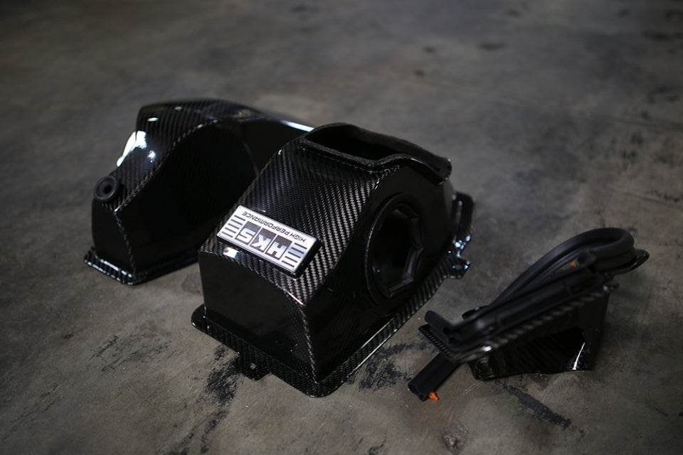 HKS Cold Air Intake Box Only - Honda Civic Type-R FK8 - Kaiju Motorsports