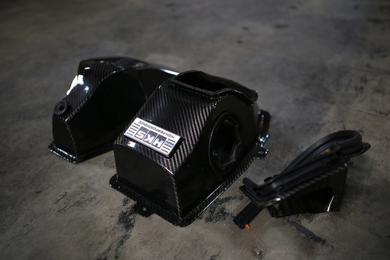 HKS Cold Air Intake Box Only - Honda Civic Type-R FK8