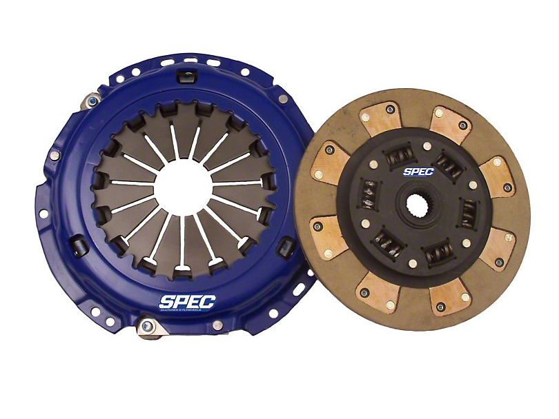 SPEC Stage 2+ Clutch Kits - Honda Civic Type-R FK8 - Kaiju Motorsports