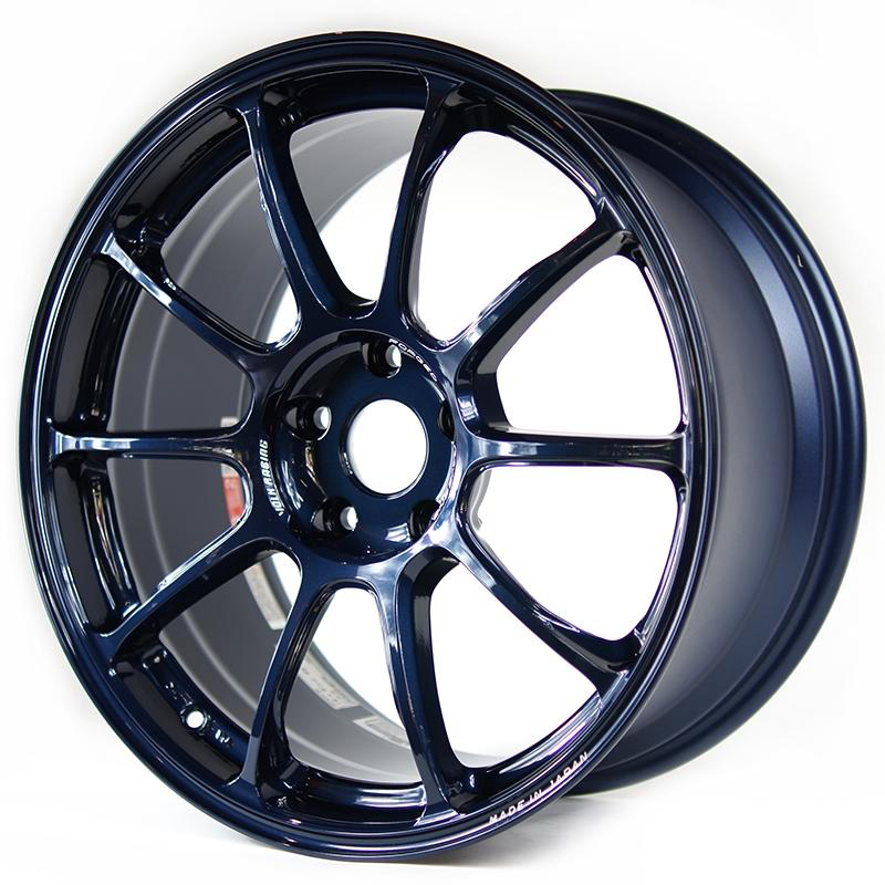 Volk Racing ZE40 (Mag Blue) - 19X9.5 / 5x120 / +45