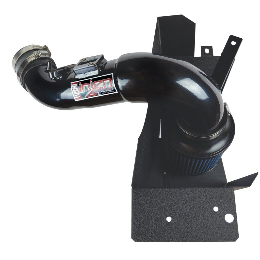 Injen Short Ram Air Intake System (Black) - Honda Civic Type-R FK8