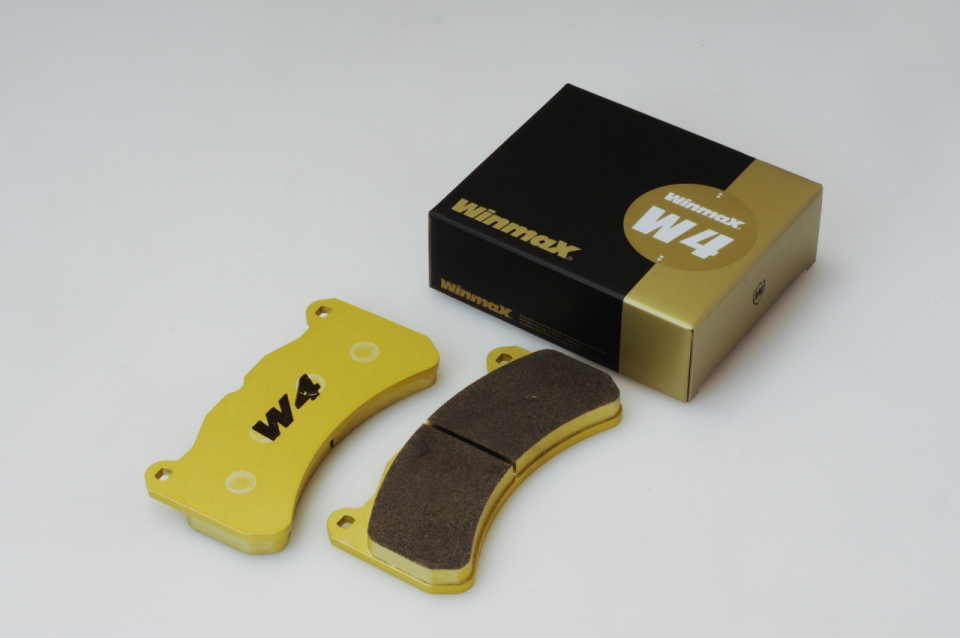 Winmax W4 Brake Pad (Rear) - Honda Civic Type-R FK8