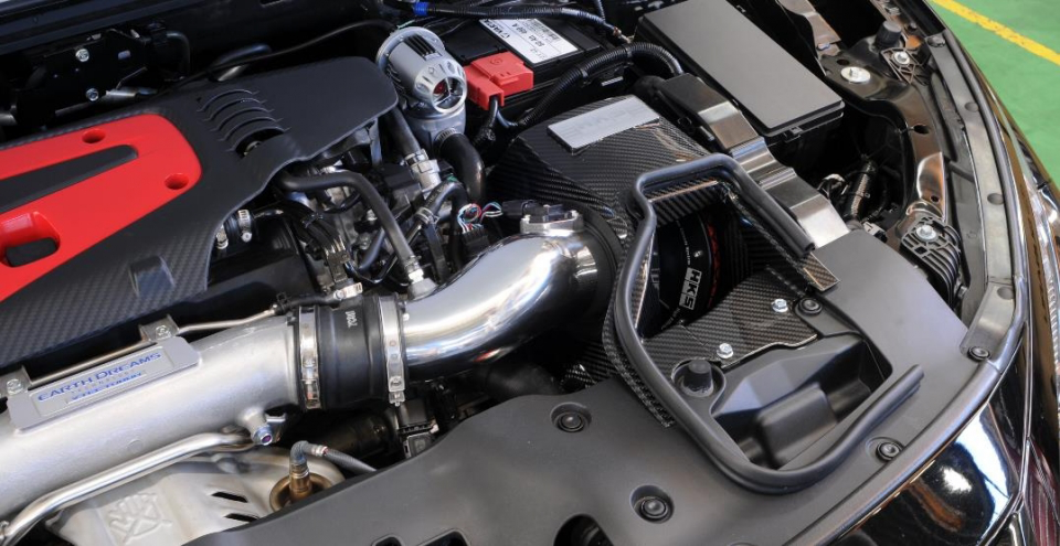 HKS Cold Air Intake Full Kit with AFR - Honda Civic Type-R FK8