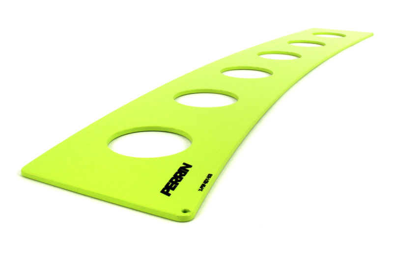 Perrin Rear Window Vent (Neon Yellow) - Subaru WRX / STI VA