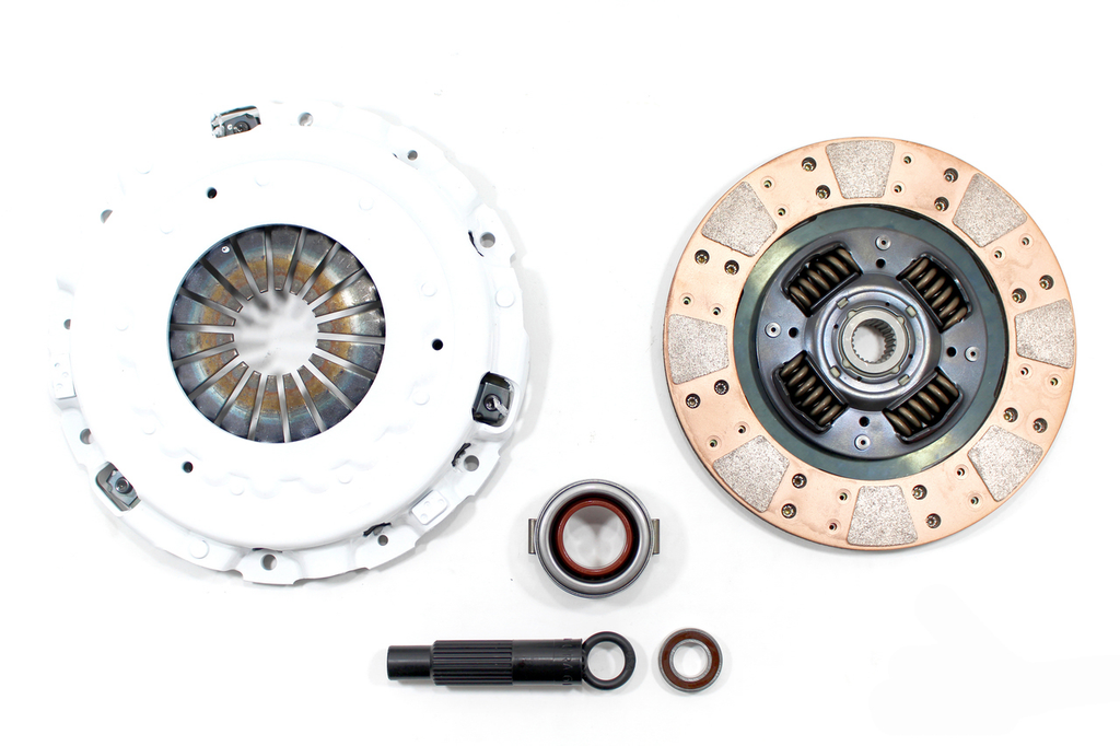 Clutch Masters FX400 (8 Puck) Clutch Kit - Honda Civic Type-R FK8