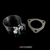 "K-Tuned 3"" Downpipe - Honda Civic Type-R FK8"
