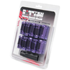 Monster Lug Nut (Purple) - M14x1.5 (20pcs) - Kaiju Motorsports
