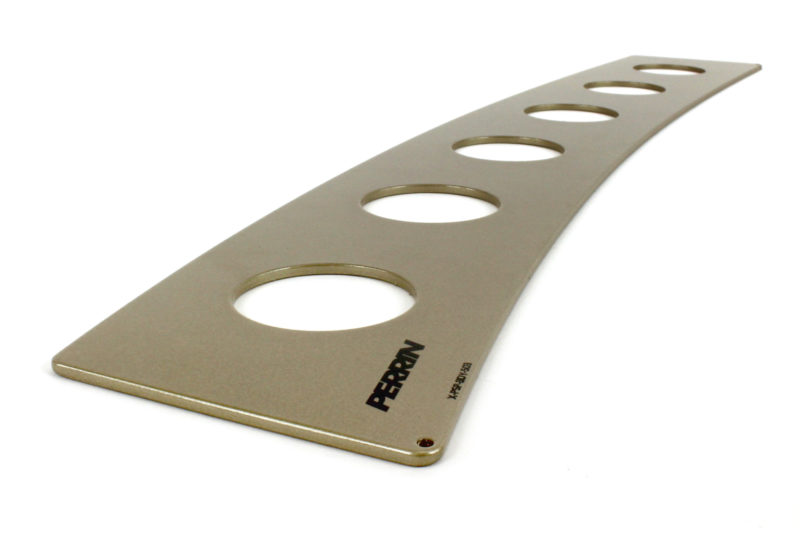 Perrin Rear Window Vent (Gold) - Subaru WRX / STI VA