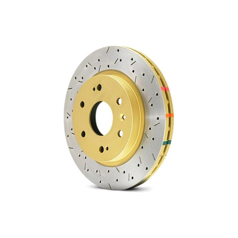 DBA 4000 Drilled/Slotted Rotor Single (rear) - FRS/BRZ/86