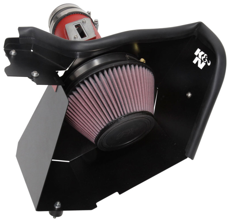 K&N Typhoon Performance Air Intake System - Honda Civic Type-R FK8 - Kaiju Motorsports