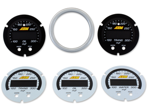 AEM X-Series Temperature Gauge Accessory Kit - Kaiju Motorsports