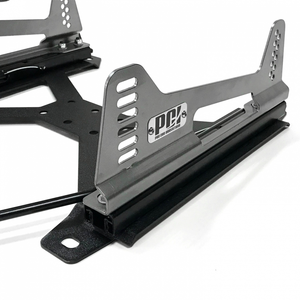 PCI Racing Slider Seat Mount (Left) - Honda Civic Type-R FK8 - Kaiju Motorsports