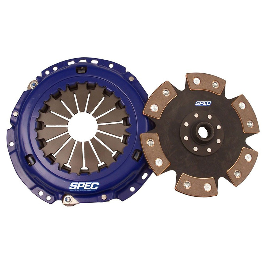 SPEC Stage 4 Clutch Kits - Honda Civic Type-R FK8 - Kaiju Motorsports