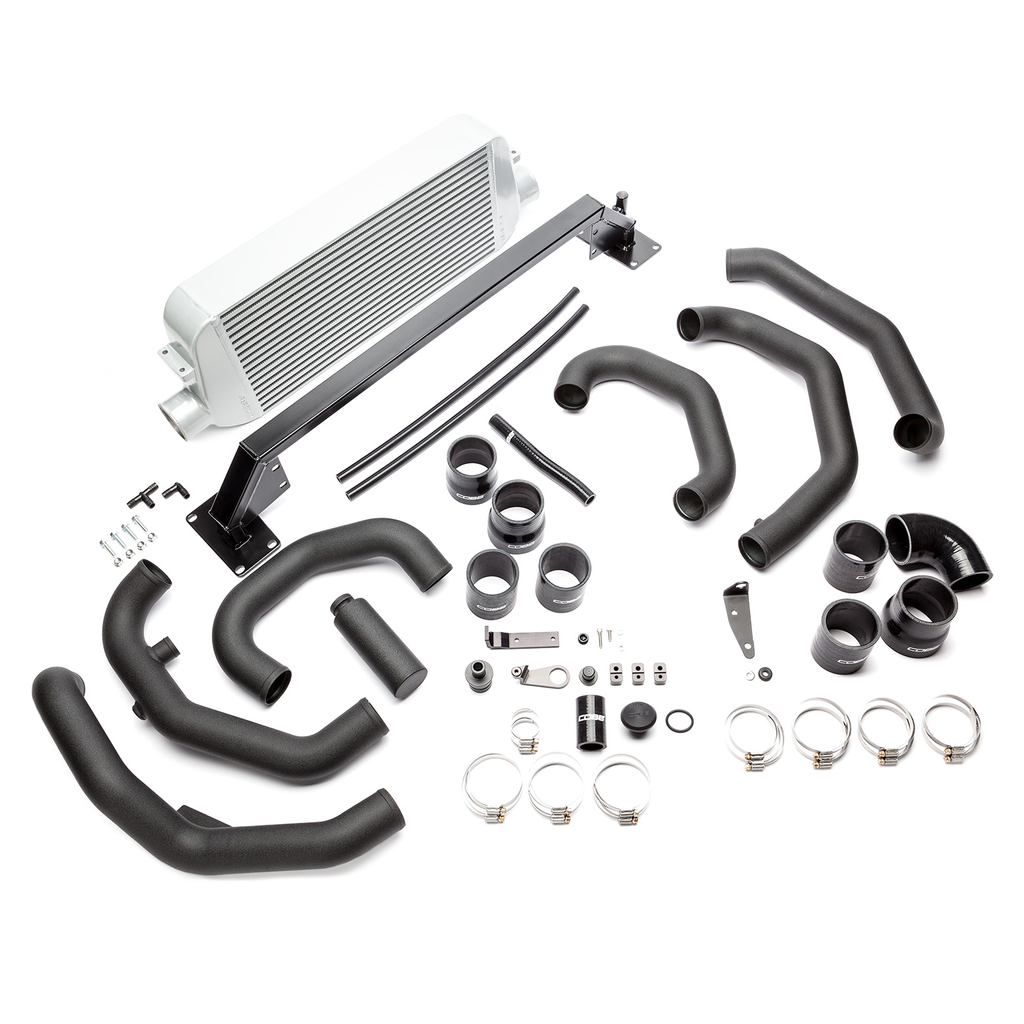 Cobb Tuning Subaru Front Mount Intercooler Kit (Sliver) - Subaru STI VA
