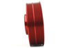 Perrin Lightweight Crank Pulley (Red) - Subaru STI VA