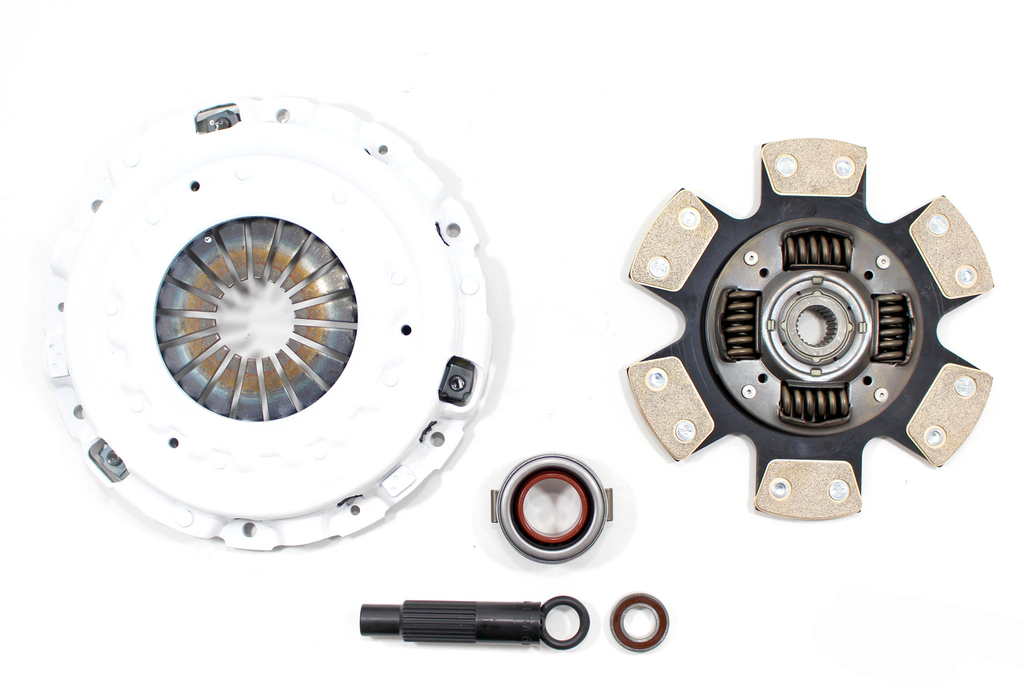 Clutch Masters FX400 (6 Puck) Clutch Kit - Honda Civic Type-R FK8