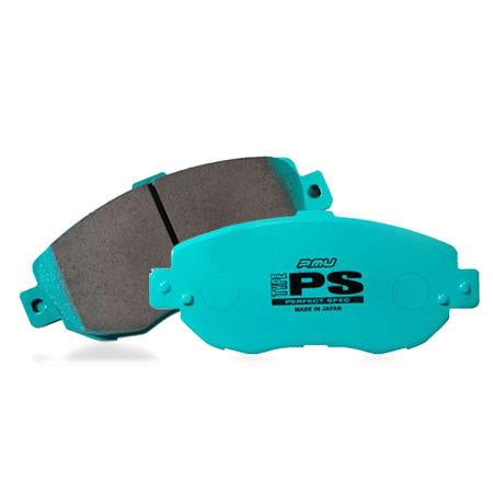 Project Mu PS Brake Pads (Front) - Honda Civic Type-R FK8 - Kaiju Motorsports