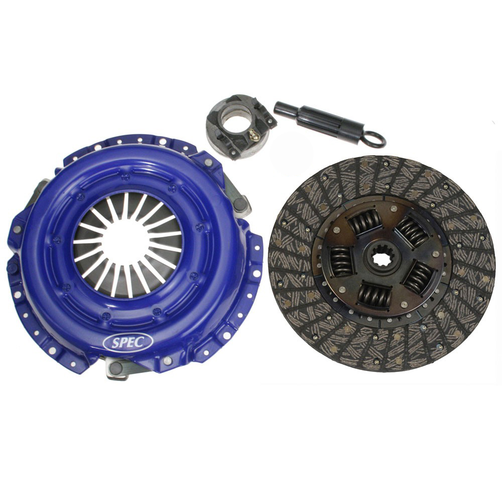 SPEC Stage 1 Clutch Kits - Honda Civic Type-R FK8 - Kaiju Motorsports
