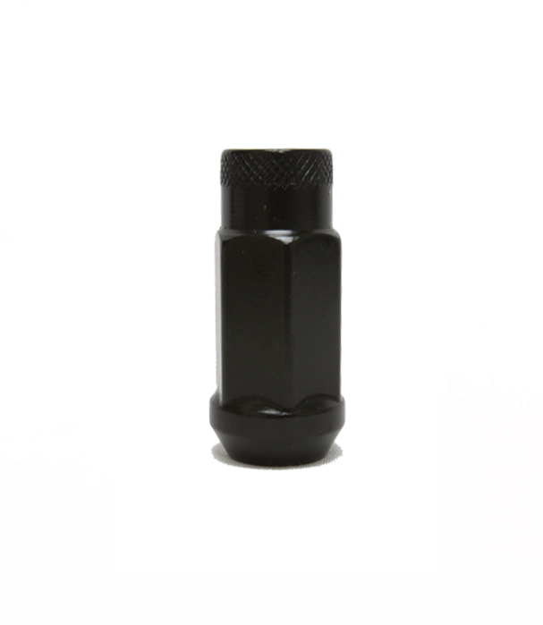 Monster Lug Nut (Black) - M14x1.5 (20pcs) - Kaiju Motorsports