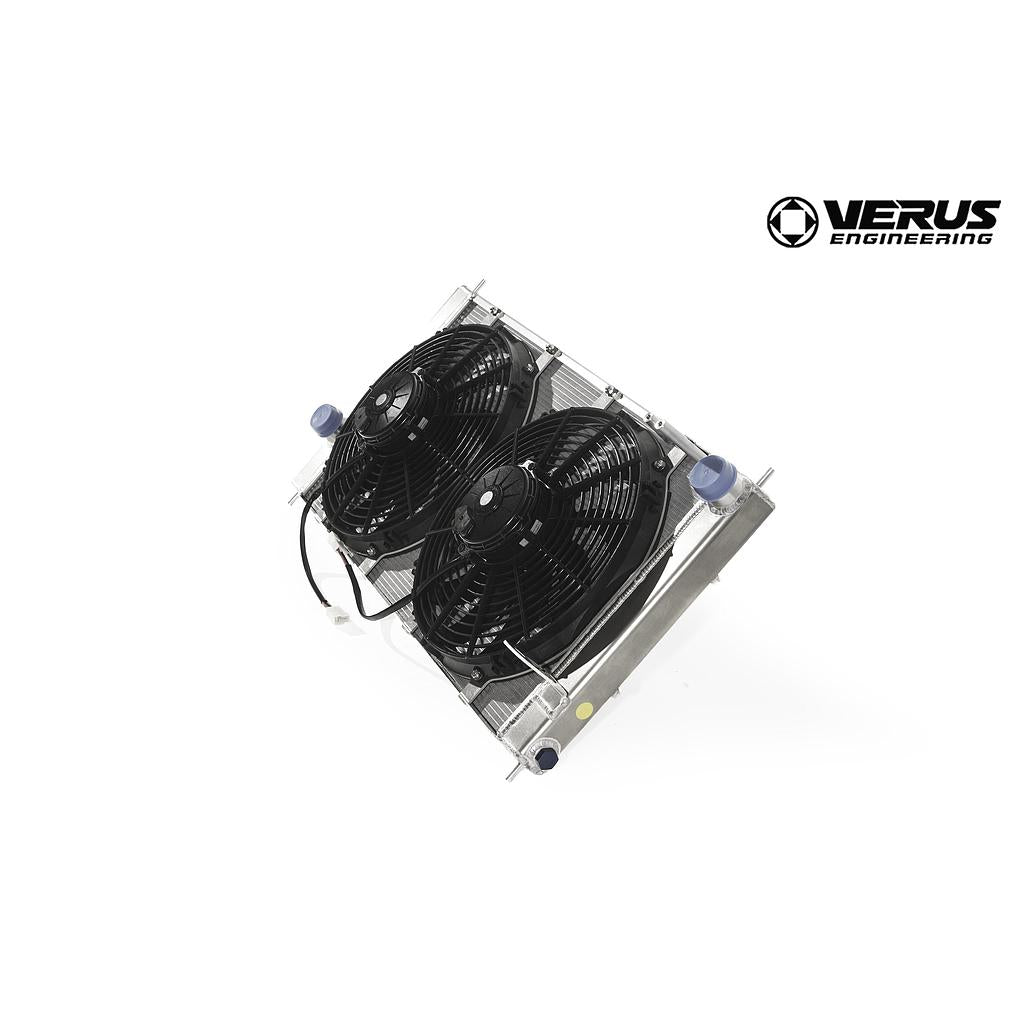 Verus Engineering High-Performance Denso radiator - FRS/BRZ/86 - Kaiju Motorsports