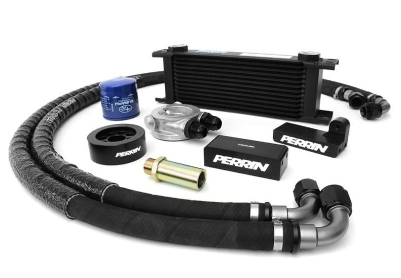 Perrin Oil Cooler Kit - Subaru STI VA