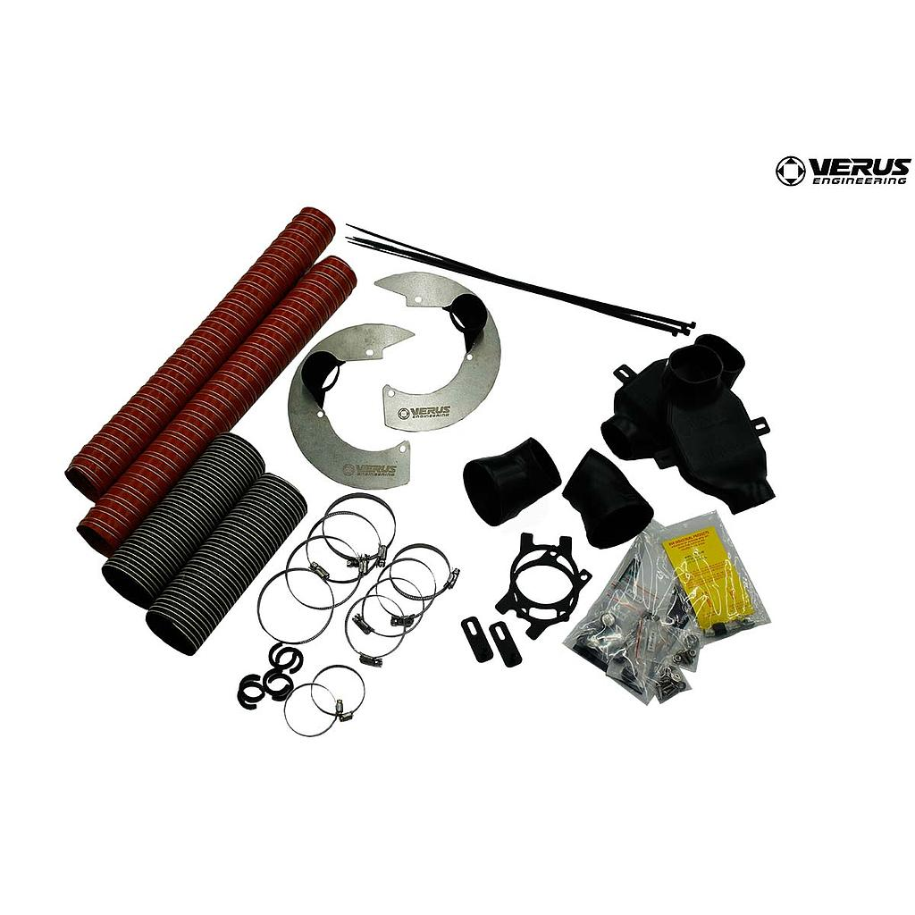 Verus Engineering Brake Cooling Kit - FRS/BRZ/86 - Kaiju Motorsports