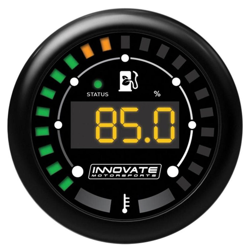 Innovate MTX-D Ethanol Content & Fuel Temp Gauge Kit (Sensor not included) - Universal - Kaiju Motorsports