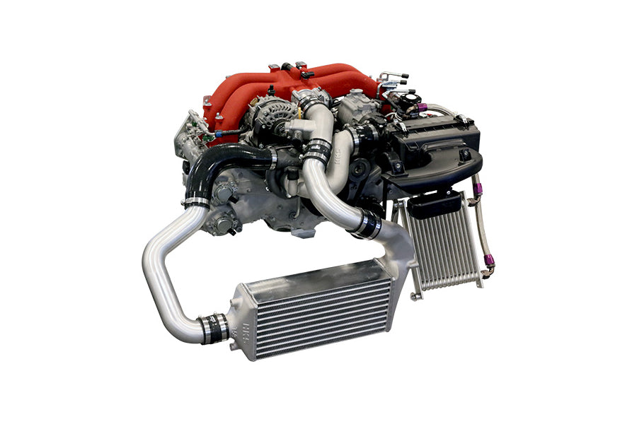 HKS GT2 Supercharger System w/ ECU Package - FRS/BRZ/86