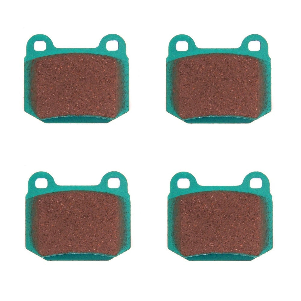 Project Mu B-Force Brake Pads (Rear) - Subaru STI VA - Kaiju Motorsports