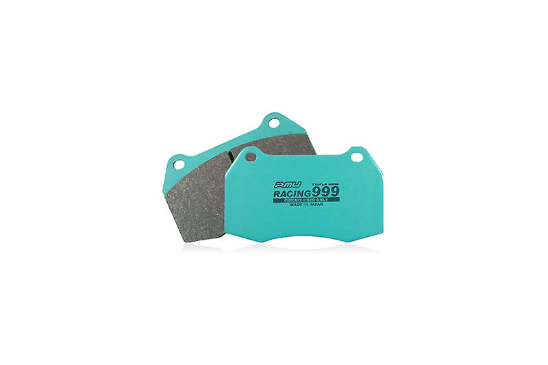 Project Mu Racing 999 Brake Pads (Rear) - Subaru STI VA - Kaiju Motorsports
