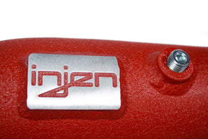 Injen Aluminum Intercooler Piping Kit (Wrinkle Red) - Honda Civic Type-R FK8 - Kaiju Motorsports