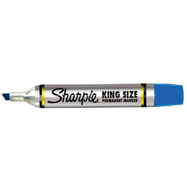 Sharpie, King Size Blå 12pk