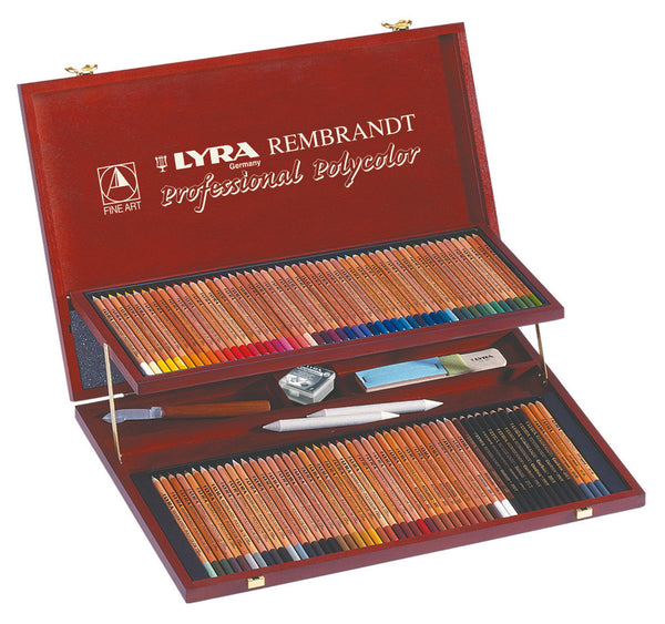 Lyra Art Rembrant Polycolor Professional sett