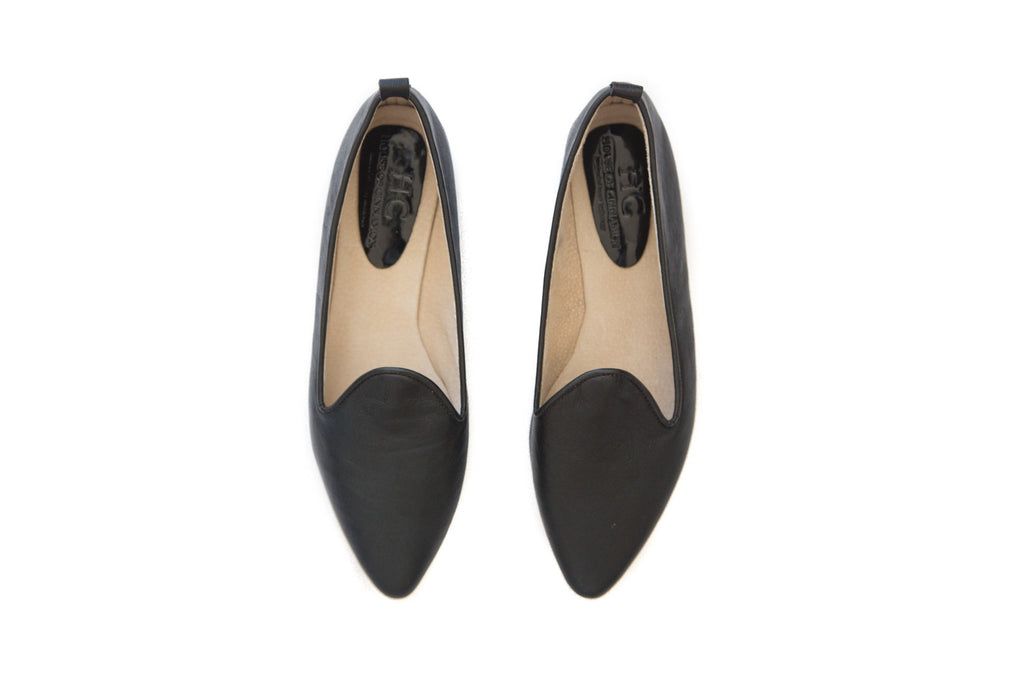 Diana - Pointed Loafer