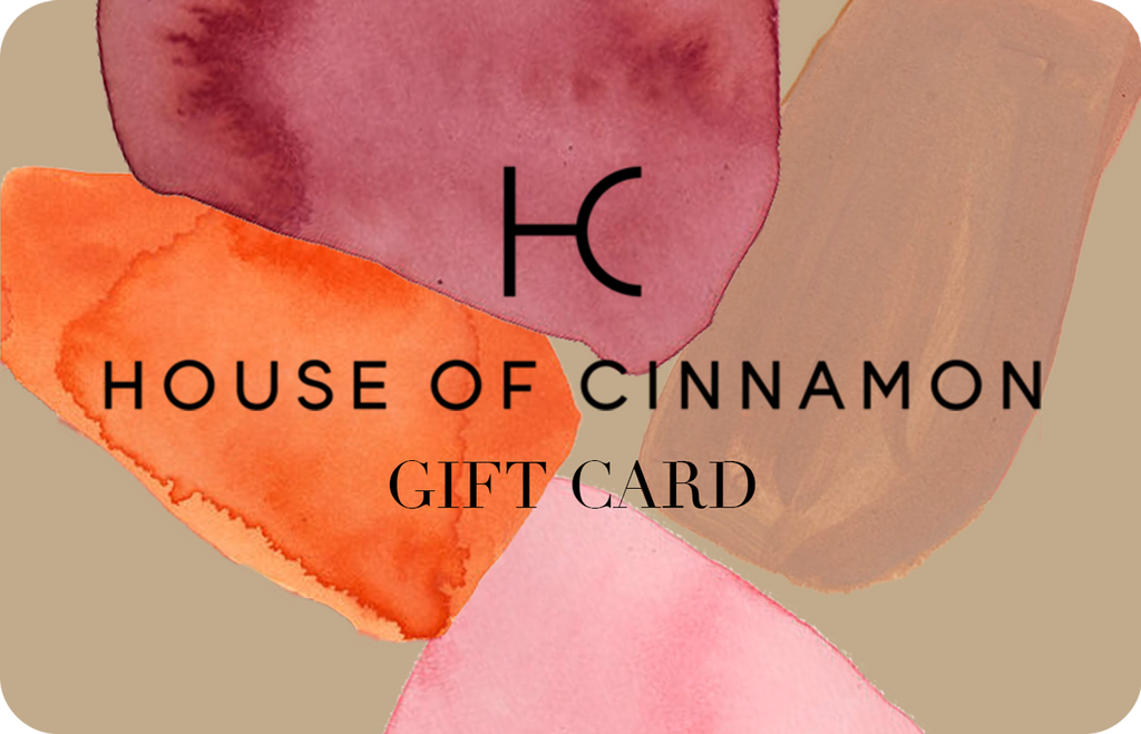 House of Cinnamon Gift Card