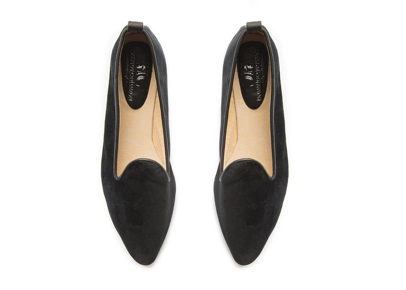 Kelly - Pointed Loafer