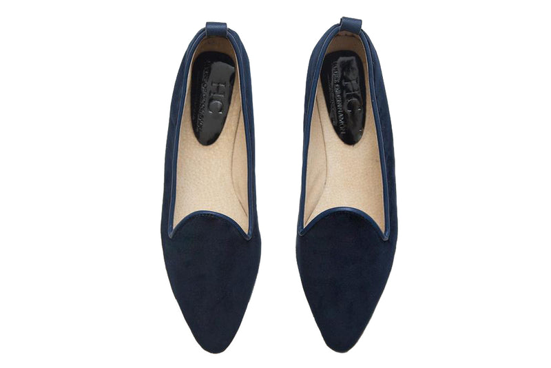 Robyn - Pointed Loafer