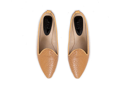 Nora - Pointed Loafer
