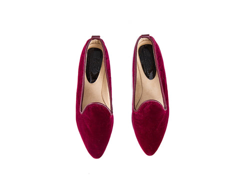 Jasmine - Pointed Loafer