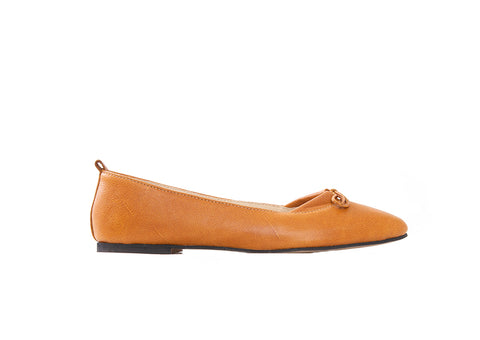 Monica - Pointed flat